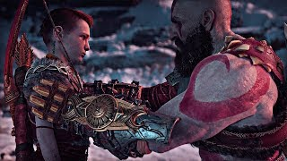 God of War - Kratos Shares his Evil Past with Atreus