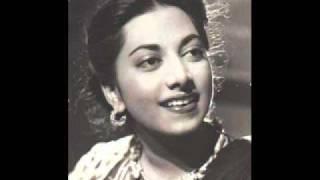 Kabhi Na Bigade Kisi Ki Motor-Moti Mahal (Suraiya) - YouTube