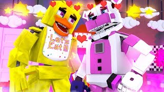 Chica and Funtime Freddy