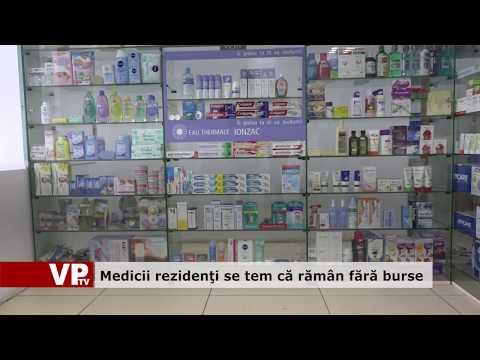 Medicii rezidenți se tem că rămân fără burse