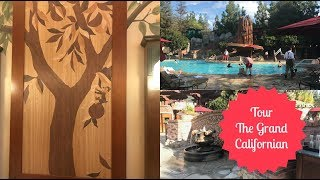 Video Tour: The Grand Californian Resort and Spa