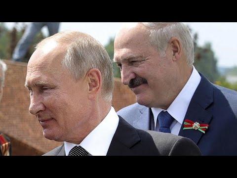 Putin und Belarus: Der Geist ist aus der Flasche