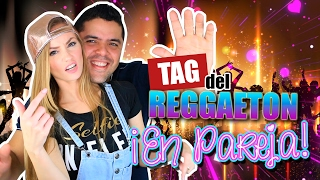 "TAG DEL REGGAETON EN PAREJA! ♥ ¡Por 1era Vez En YouTube! | Katie Angel Y ""El Pretty Oso"""