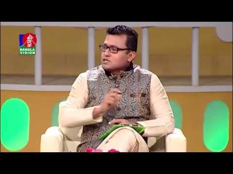 Golper Nayik Nayika   Eid Celebrity Talkshow   Presentation by  Shamim Shahed