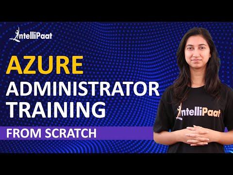 Azure Administrator Training Course | AZ-103 Training | Intellipaat ...