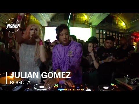 Julian Gomez | Boiler Room Bogotá: Video Club