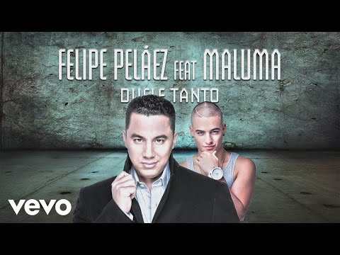 Duele Tanto (cover Audio)  Felipe Peláez Ft. Maluma