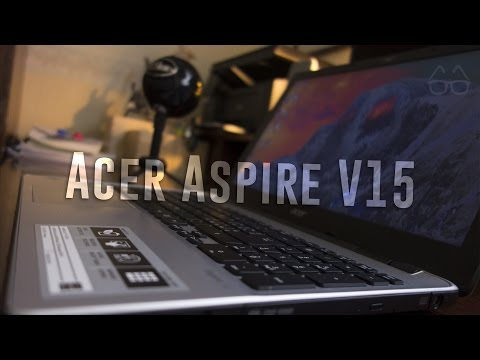 Acer Aspire V15 Review! Best Notebook for Graphics?