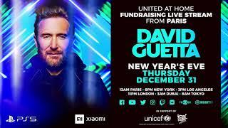 David Guetta | United at Home - Paris Edition (Teaser)