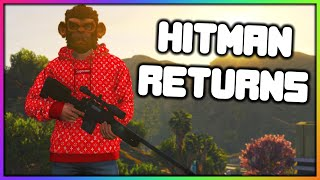 GTA 5 Roleplay - HITMAN IS BACK TO WORK | RedlineRP