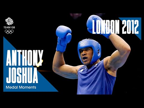 Throwback Thursday: The Day Anthony Joshua Won Olympic Gold