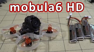 "Mobula6 HD Review ""Small Cinewhoop Gap Hunter"" ????"