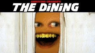 Annoying Orange - The Dining (The Shining Spoof!) - Video Youtube