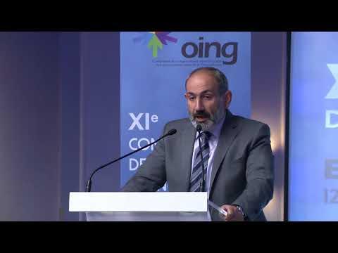 Yerevanda Frankofoniya Beynəlxalq Təşkilatının forumu keçirilir