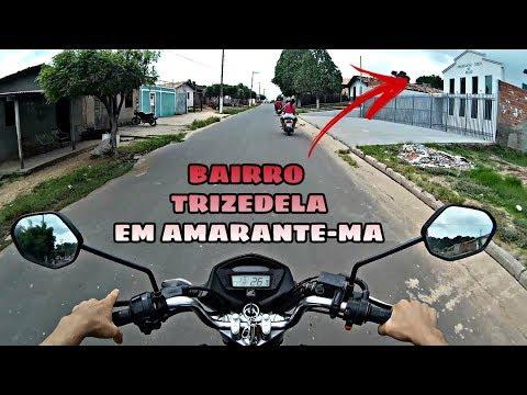 ASN 071 - Conheçendo a Trizedela - Em Amarante-Ma(Final)