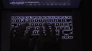 Typing dark 04 Videvo