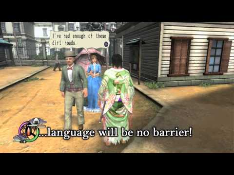 Видео № 0 из игры Way of the Samurai 4 (Б/У) [PS3]
