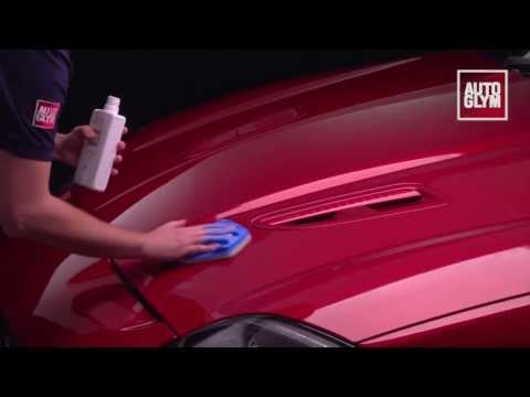 Autoglym Extra gloss protection 325 ml - film på YouTube
