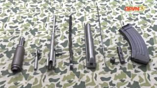 Đọ Sức AK47 Và M16  RadarTV  Kênh QPVN