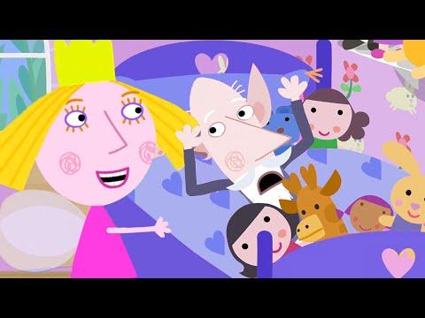 Маленькое королевство Бена и Холли на русском 🔴 Лучшие серии 🔴 LIVE NOW видео