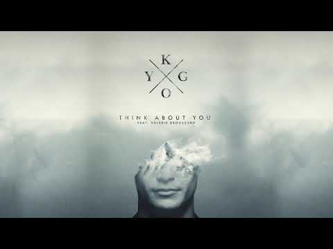 Kygo Think About You Feat Valerie Broussard Cover Art Ultra Music