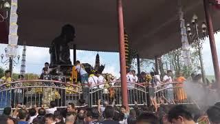 preview picture of video 'Wai Kru Wat Bang Phra 2018 4/4'