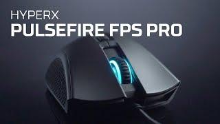Геймерская мышь с RGB-подсветкой — HyperX Pulsefire FPS Pro