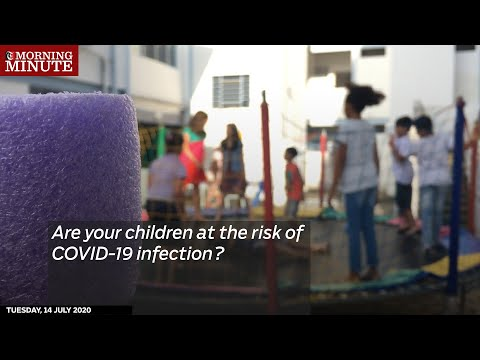 Are your children at the risk of COVID-19 infection?