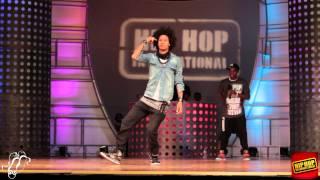 Smart Mark v Larry | Top 8 All Styles | Hip Hop International