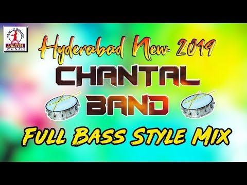2019 Special Chatal Band DJ | Latest Hyderabad Chatal Band DJ Mix