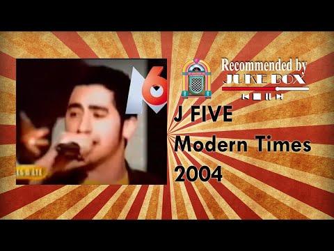 J-Five - Modern Times [M6 Tubes D'été 2004]