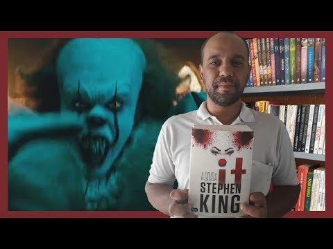 #39. It a coisa (Stephen King) | Vandeir Freire