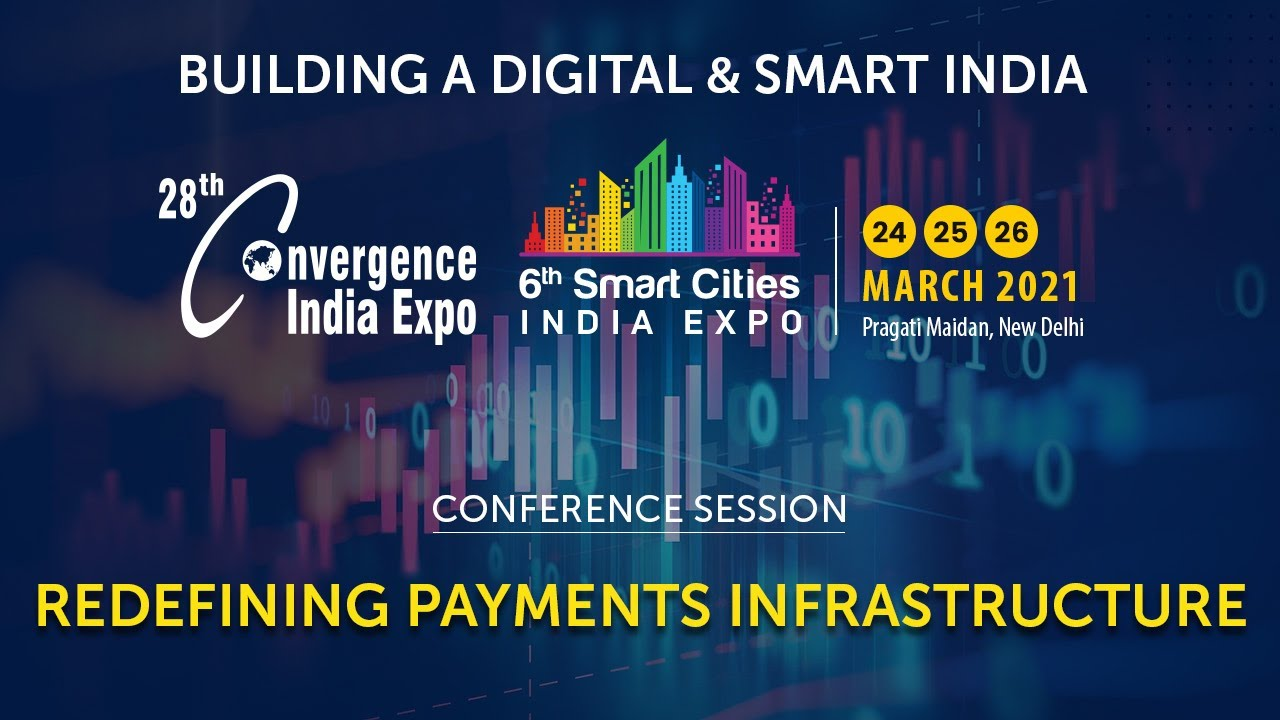 Conference Session on Redefining Payments Infrastructure