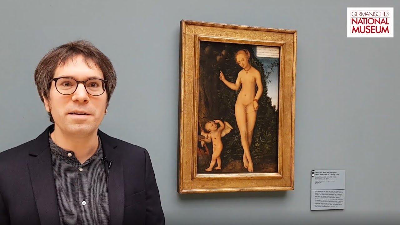 Venus und der Honigdieb