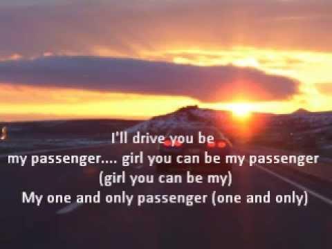 Ziggy Passenger Lyrics