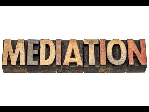 What is Mediation? Video