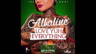 Alkaline - On Fleek (Love Yuh Everything) (Raw) (Official Audio)   Dancehall 2015   21st Hapilos