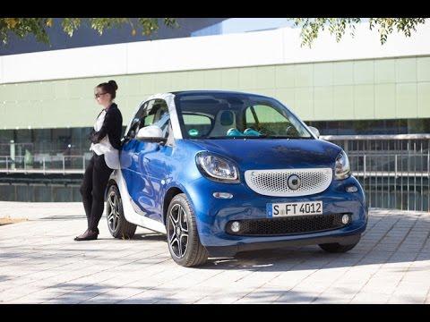 Fahrbericht: neuer smart fortwo mit 90 PS Turbo-Motor