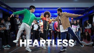 The Weeknd   Heartless | Dance Choreography