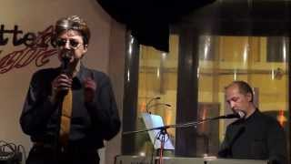 David Bowie The Bewlay Brothers cover unplugged performed live by Ambra Mattioli & Angelo Caselli