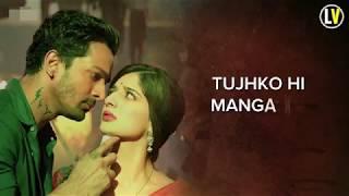 Sanam Teri Kasam (Lyrics Video) - Atif Aslam | Latest Hindi Song 2018
