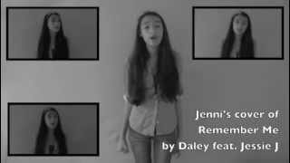 Jenni - Remember Me (Daley feat Jessie J a cappella cover)