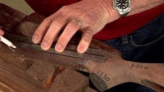 Gunsmithing - How to Reshape a Rifle Stock Presented by Larry Potterfield of MidwayUSA