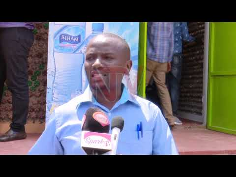 OKUKUUMA OBUTONDE : Harris International ewagidde  abazimbisa obucupa