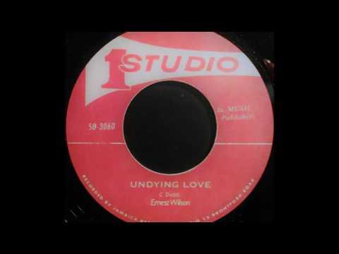 ERNEST WILSON – Undying Love [1968]