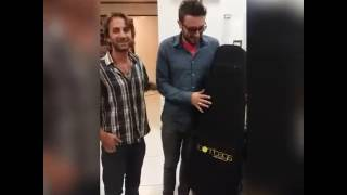 Emiliano Brancciari de No te va gustar do Uruguai, ingressando ao time Bombags