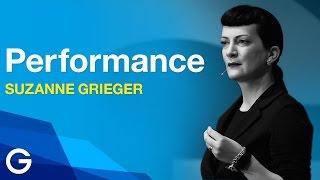 In 7 Schritten erfolgreich werden – 007 statt 0815 // Suzanne Grieger-Langer