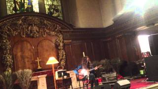Smoke Ring for My Halo- Kurt Vile- Live at St. James Church in London (April 12, 2014)