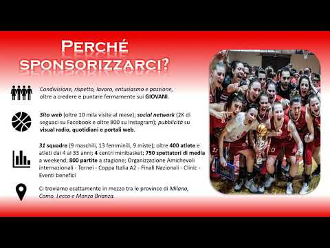 Preview video Diventa Sponsor di Basket Costa: unisciti a noi!