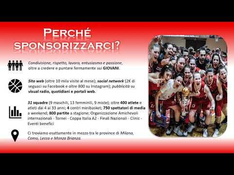 immagine di anteprima del video: Diventa Sponsor di Basket Costa: unisciti a noi!